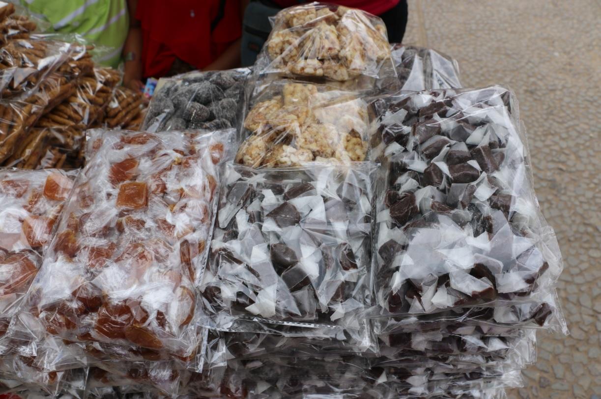 ¿Dónde comprar dulces típicos en Nicaragua?