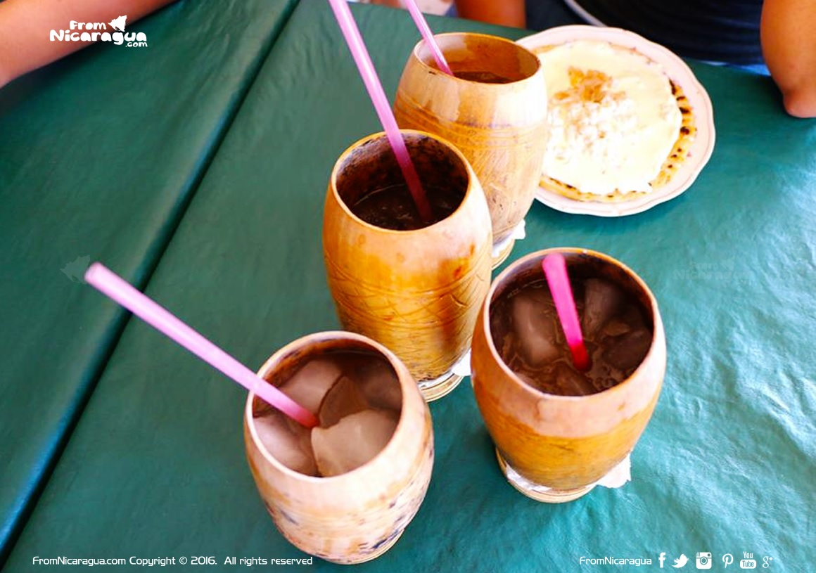 Conoce las bebidas típicas que hay en Nicaragua