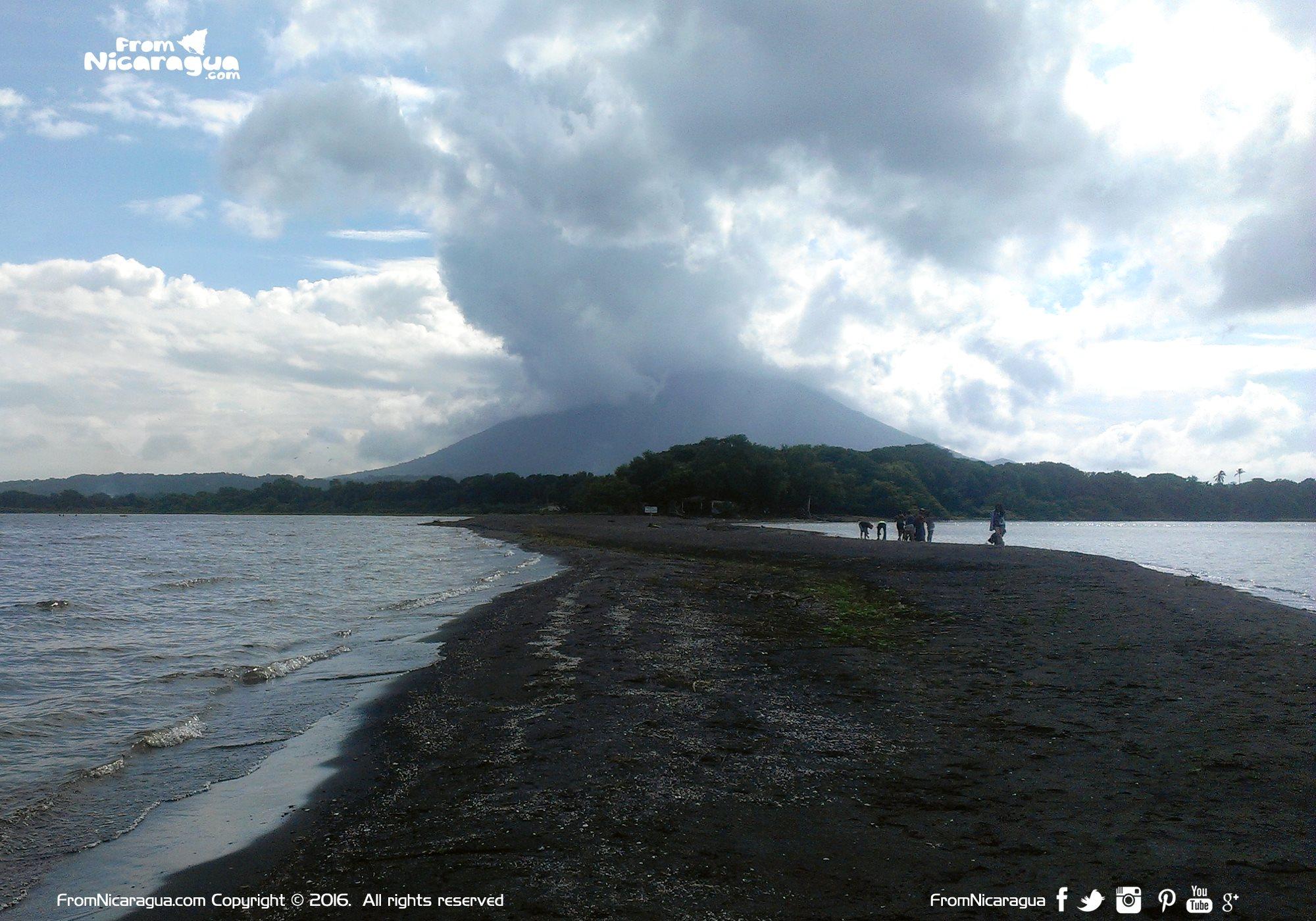 Los principales lugares para visitar en Ometepe