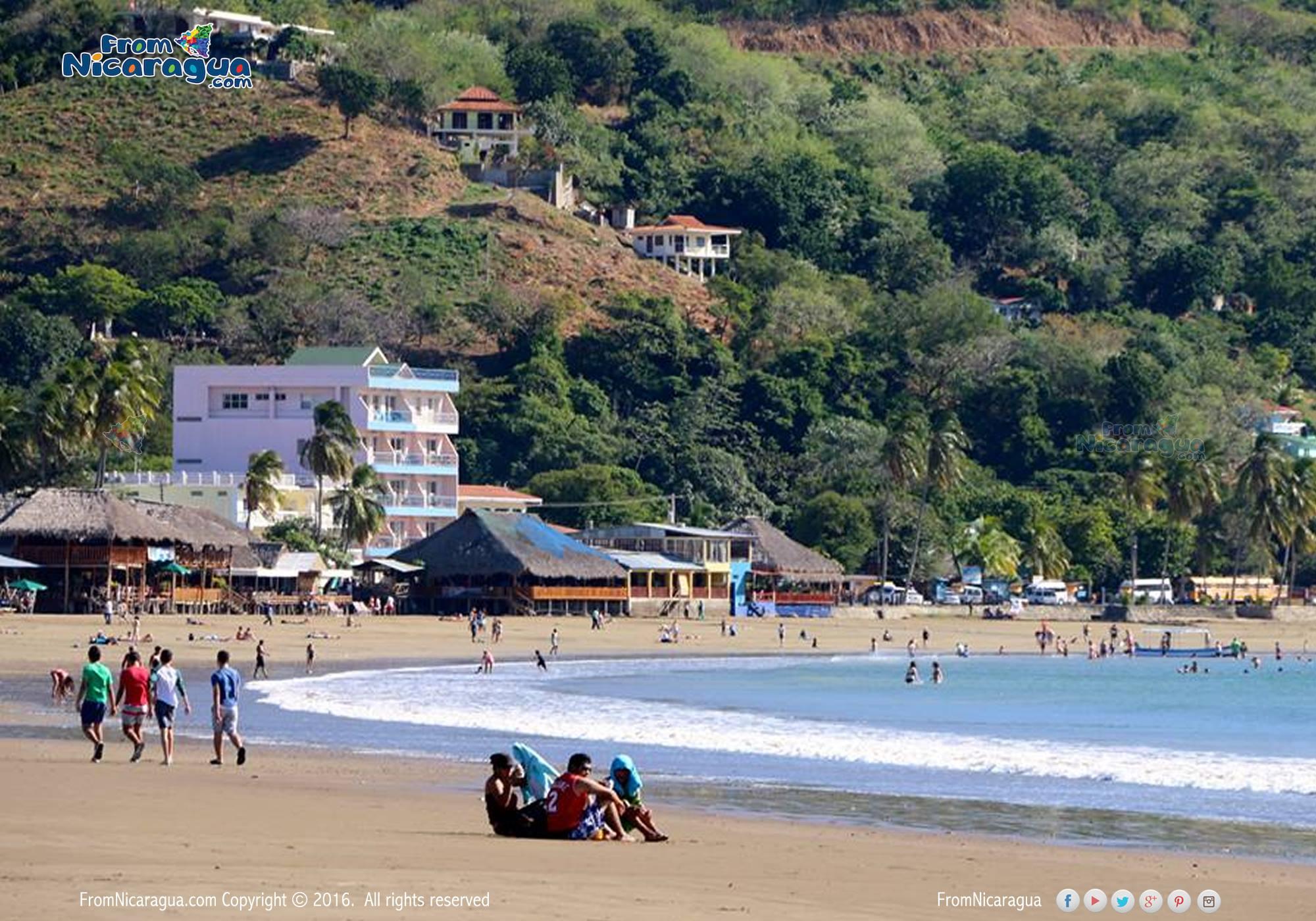 ¿Dónde pasado las mejores vacaciones en Nicaragua?
