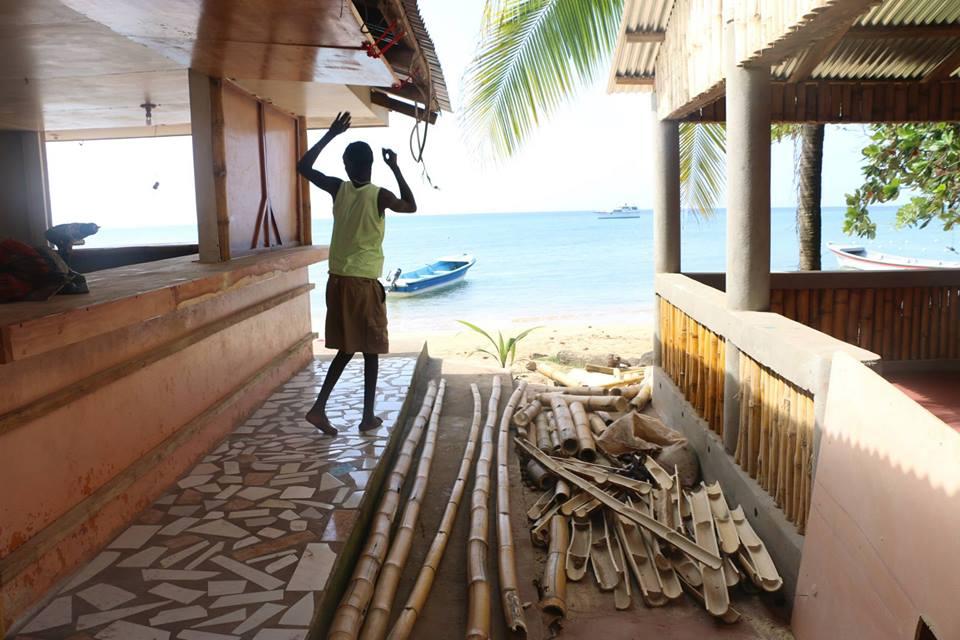 Le gustaría vivir en la costa atlántica en Nicaragua