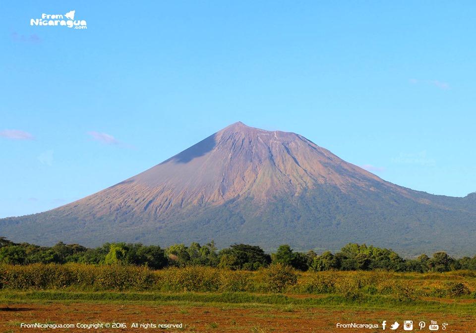 Conozca los volcanes en Nicaragua