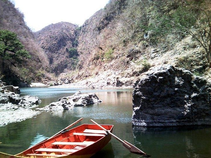 Cómo llegar hasta el cañón de Somoto
