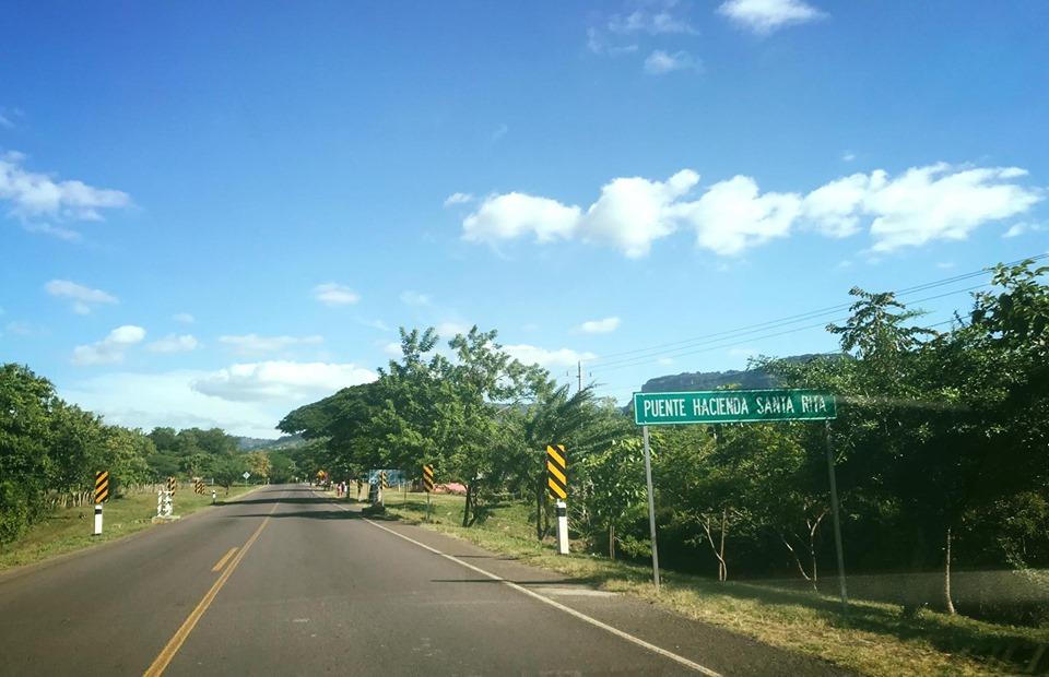 El límite de velocidad para viajar por las carreteras de Nicaragua
