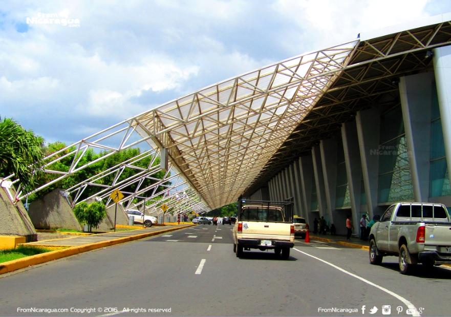 Cómo llegar hasta el aeropuerto Augusto César Sandino de Managua