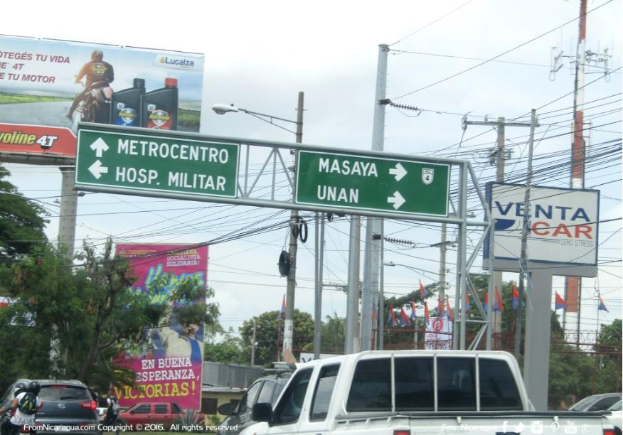 Los nuevos cambios que tendrá la ciudad de Managua, autopista y puentes a desnivel