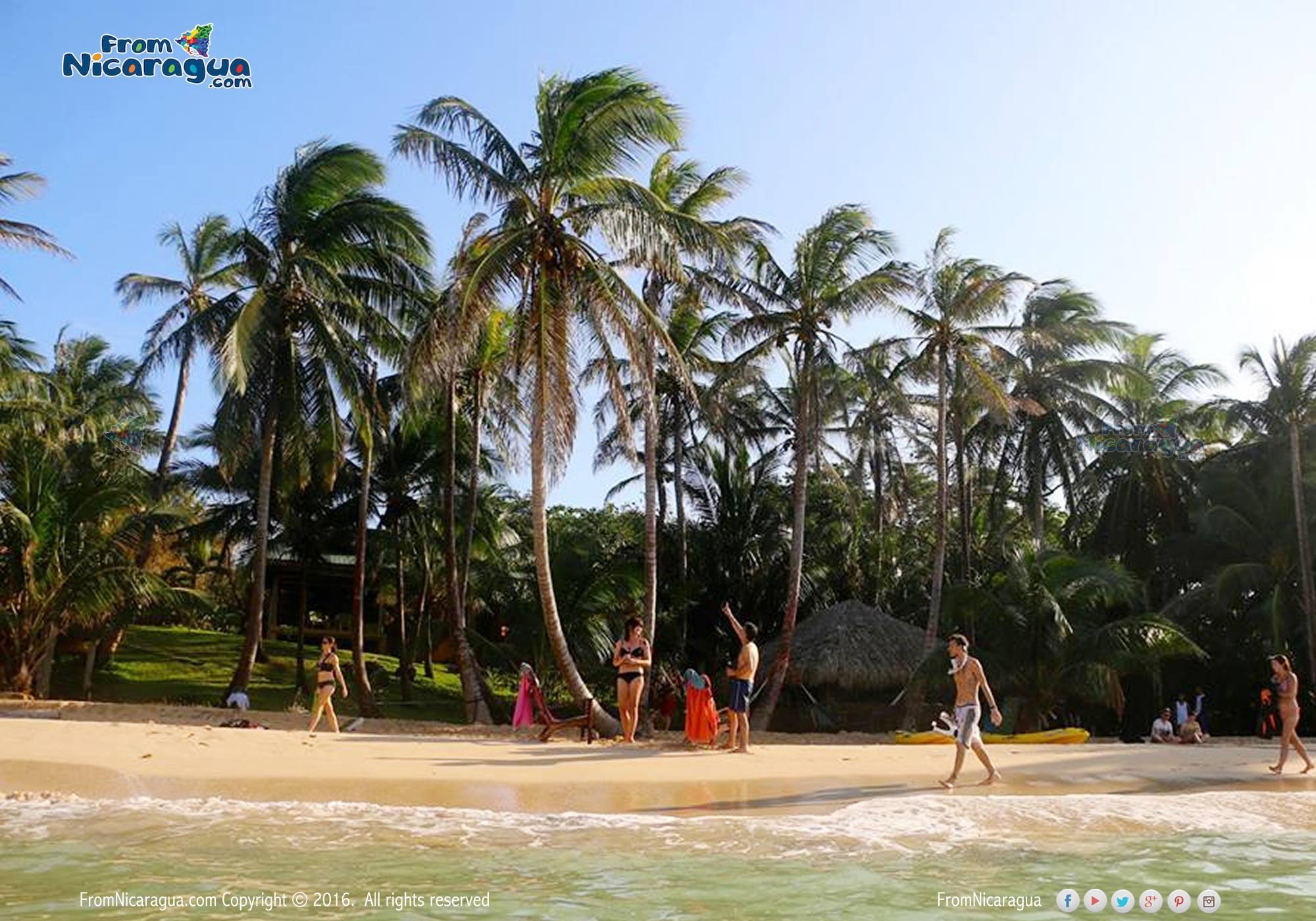 Destinos de playa en Nicaragua