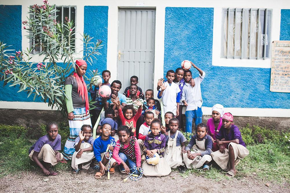2014 Best Kindergarten and Elementary School in Adama, Ethiopia