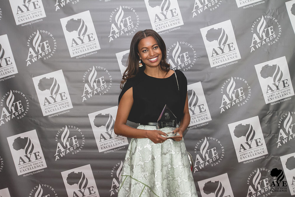 African Youth Excellence Honorary Award 2015