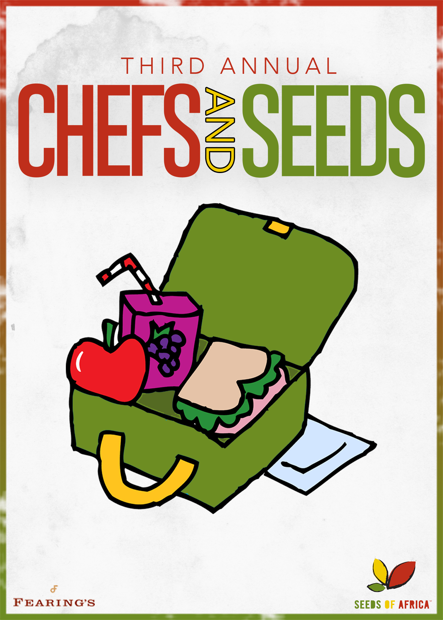 Chef & Seeds: You're Invited!