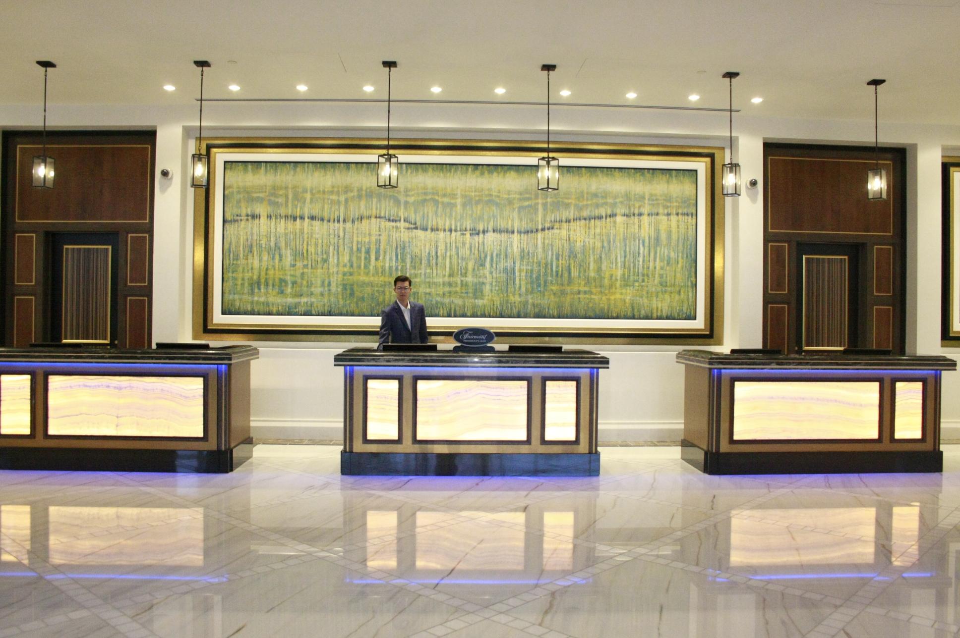 Fairmont Hotel, Austin. Texas