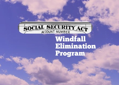 Social Security for Feds: the W.E.P. & the Earnings Test