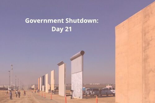 Trump's Government Shutdown Heads Towards 21st Day