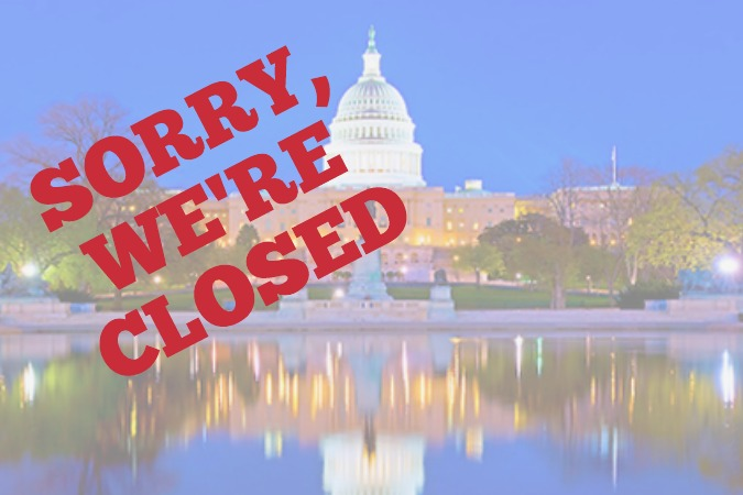 Here We Go Again: Possible Partial Shutdown to Hit November 21st