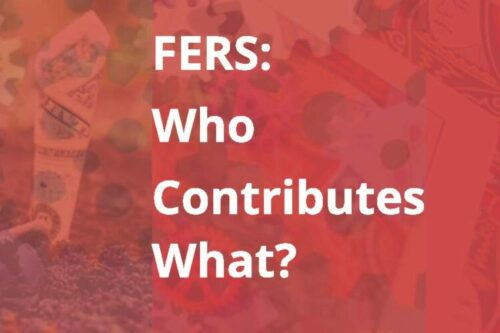 Funding FERS: Who Contributes What?