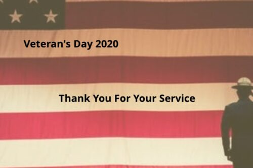 The 100th Veterans Day