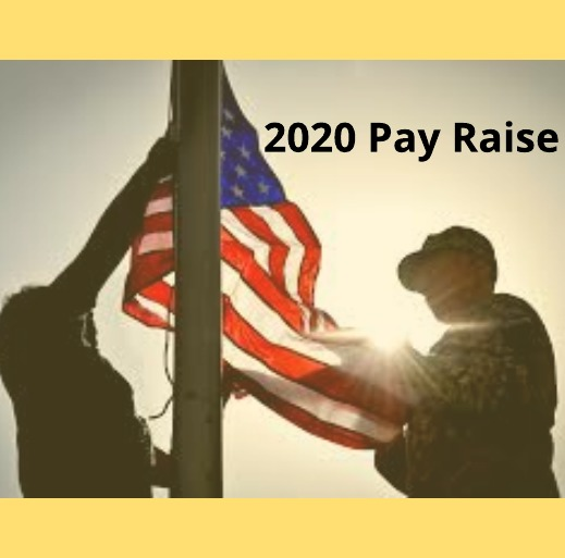 2020 Raise for Federal Employees: 2.6%