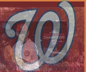 Go Nats! Congrats to Our Washington Nationals