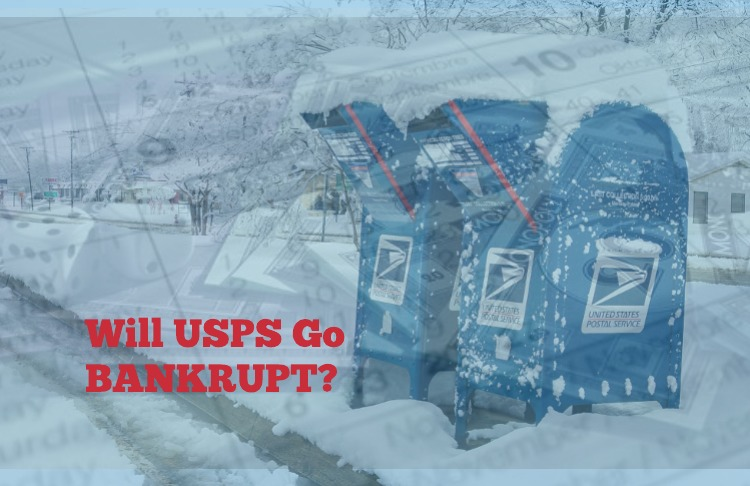 Will USPS Go Bankrupt in 2024?