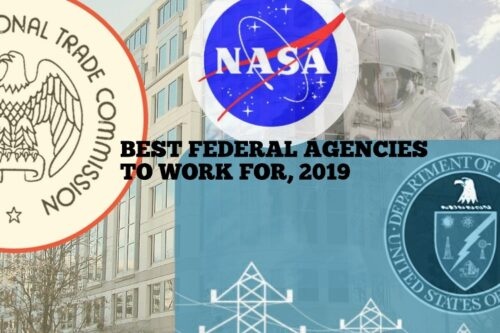 Last Year's Best US Government Agencies to Work For