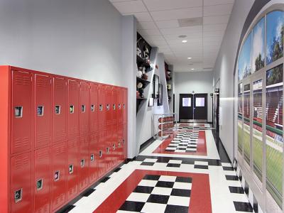Locker Hall