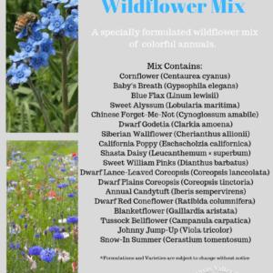 Low Grow Wildflower Mix