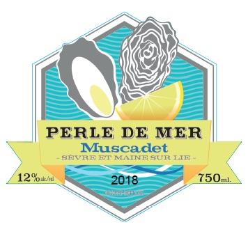 Label Perle de Mer 2018