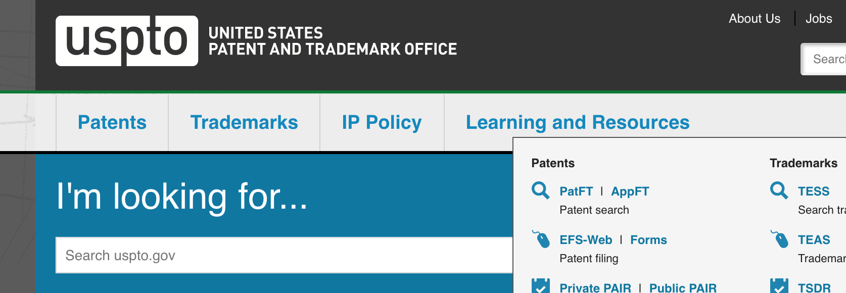 USPTO Proof of Use Process