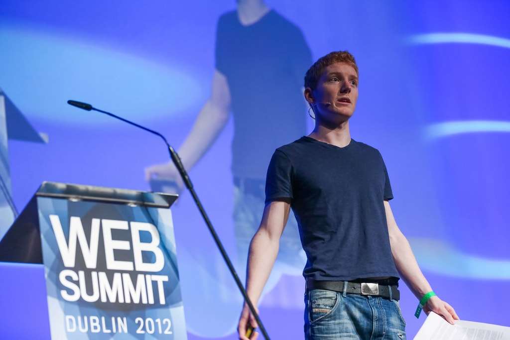 Stripe Bitcoin Patrick Collison