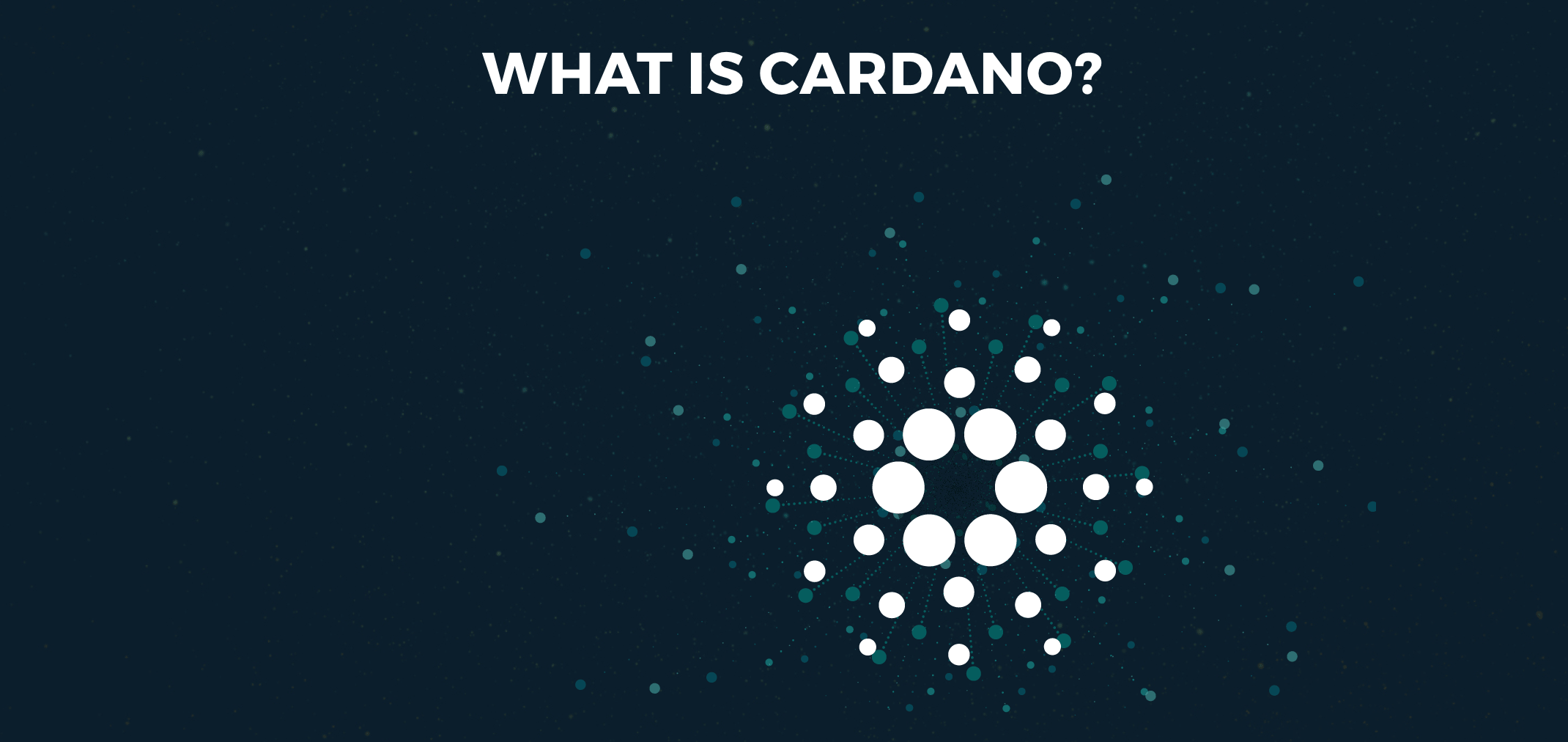 How to sell my cardano cryptocurrency