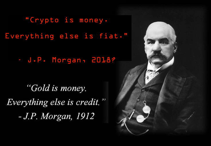 JP Morgan Bitcoin Bible