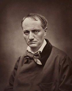 the entrepreneur and the devil Baudelaire