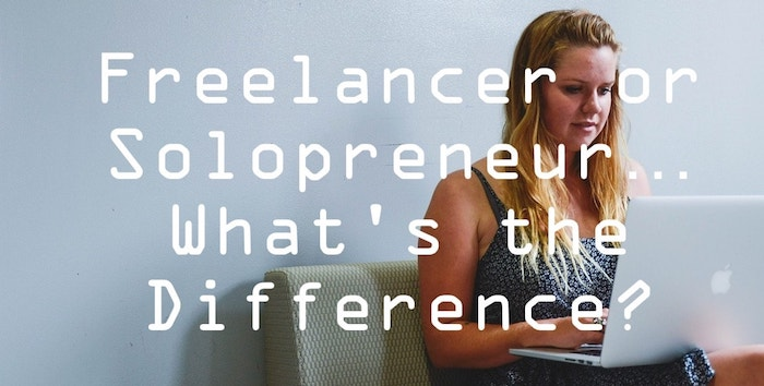 freelancer or solopreneur whats the difference?