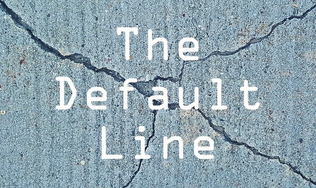 the default line becomes the norm