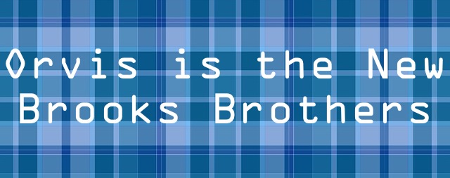 orvis is the new brooks brothers