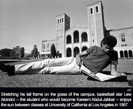 Kareem Abdul-Jabbar: Renaissance Man