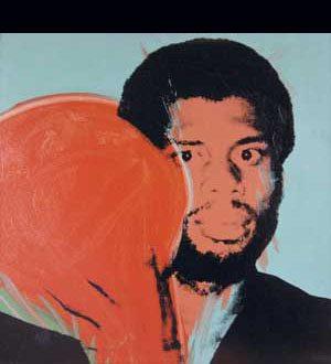 When Andy Warhol Met Kareem