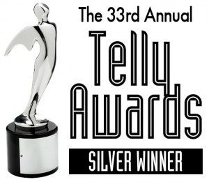 On the Shoulders of Giants Silver Winner33rd Annual Telly Awards