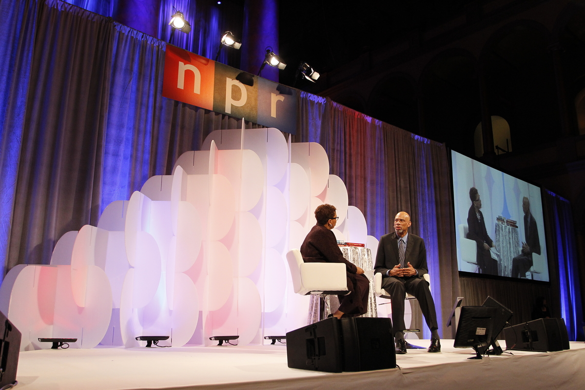 NPR Weekend Keynote: An Evening with Kareem Abdul-Jabbar