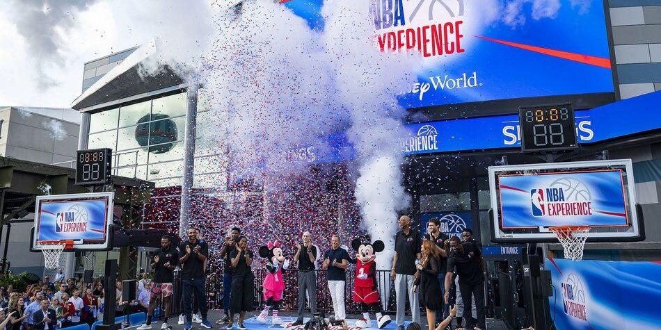 Walt Disney World NBA Experience