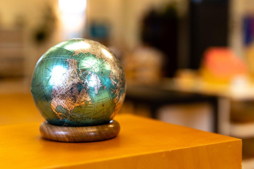 The World Globe