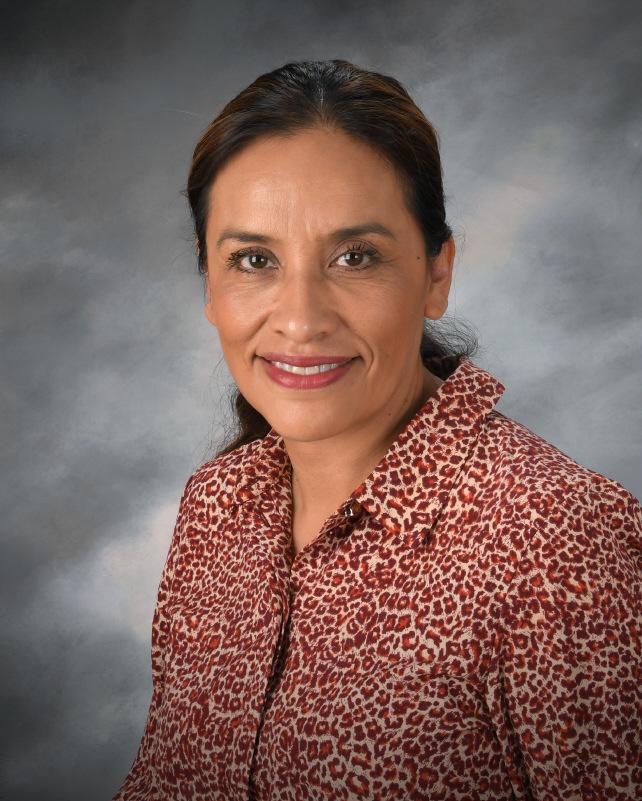 Ms. Lilia Garcia