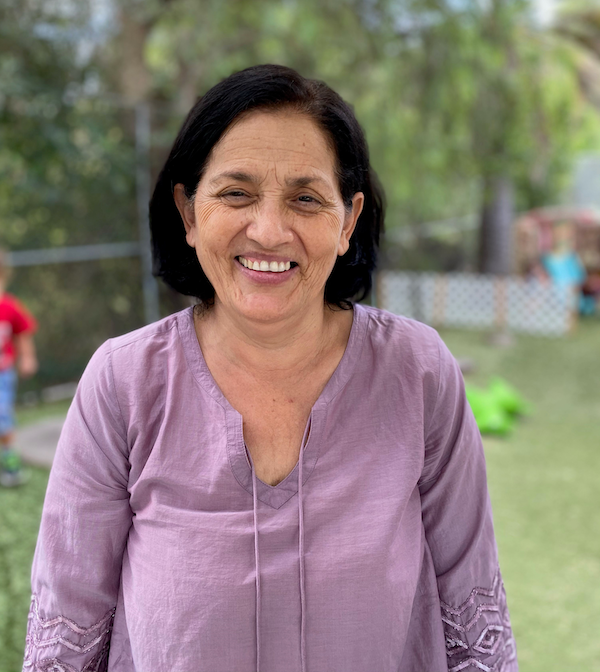 Carmen Gaxiola Toddler Spanish Teacher