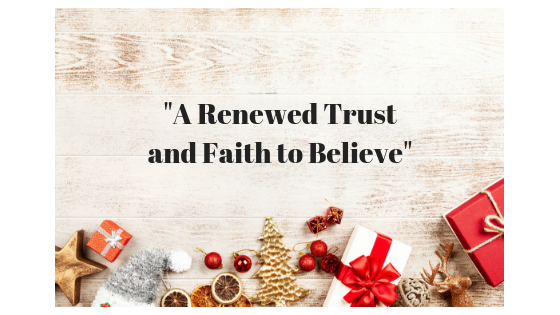 On The 9th Day of Healing my Father gave to me…