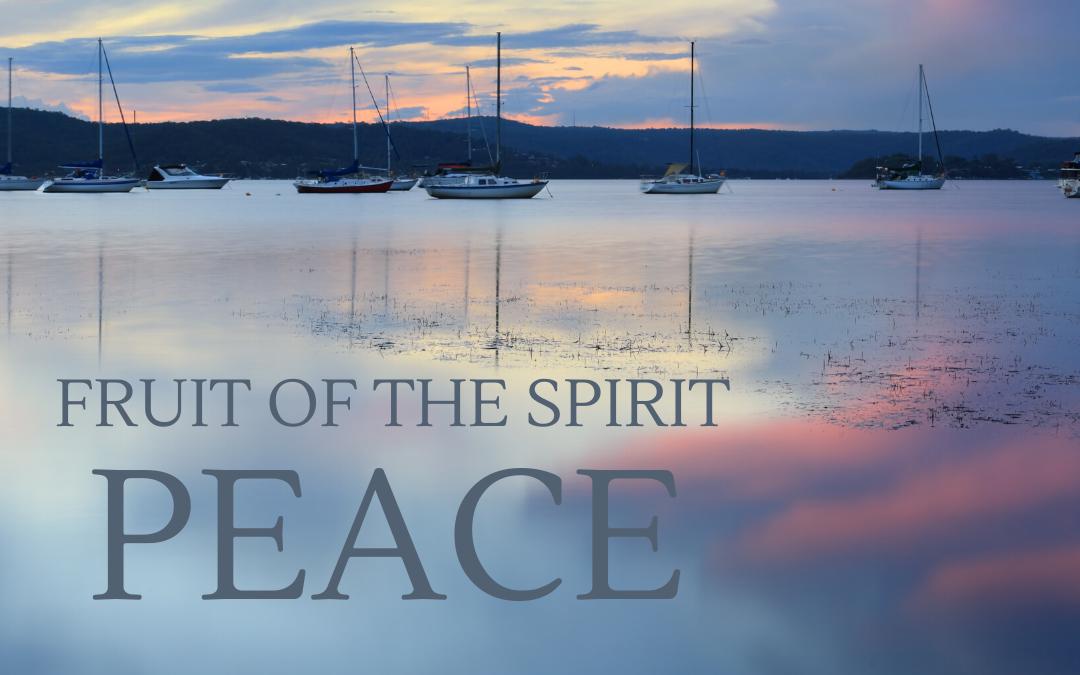 """Part 4 – """"Peace"""""""
