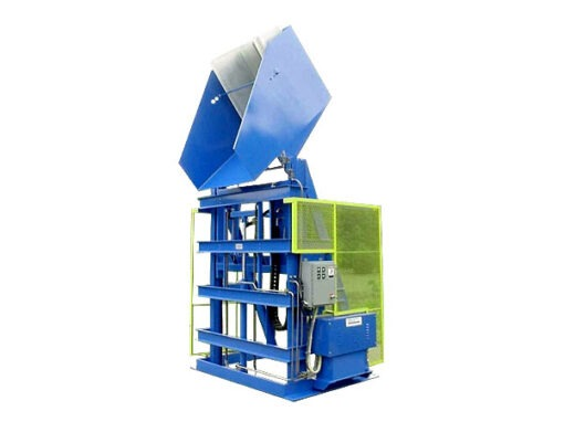 4043-AB Lift & Dump Container Discharger
