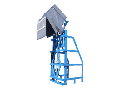 5256-AB Lift & Dump Container Discharger