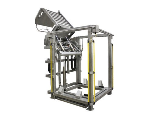 8594-AB Lift & Dump Container Discharger