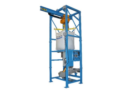 6008-AE Bulk Bag Discharger