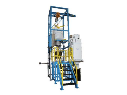 6078-AE Bulk Bag Discharger